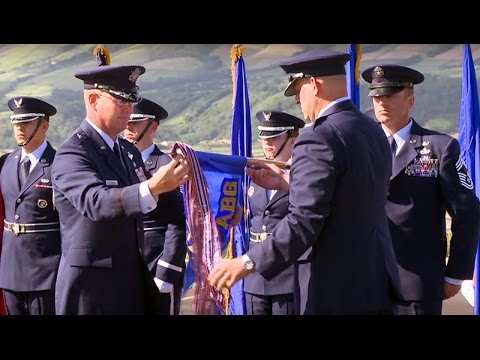 65th ABW Redesignation Ceremony - Lajes Field - Azores