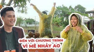 """Trí Khôn Của Ta Đây #20: Trang Kimochi """"lầy lội"""" khiến Khương Dừa muốn nhảy sông!!!"""