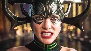 THOR 3: RAGNAROK 'Hela vs. Thor Fight' TV Spot Trailer (2017)