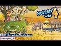 Schlau wie Vier - Folge 7: Safari Abenteuer in der afrikanischen Savanne