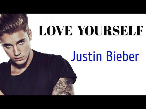 love-yourself--justin-bieber(lyrics)