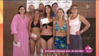 Swimathon: Úszással jótékonykodnak a sztárok! - tv2.hu/fem3cafe