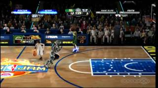 NBA Jam: On Fire Edition Demo (PS3, Xbox 360)