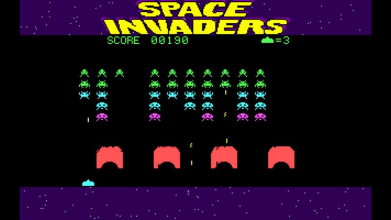 Space Invater