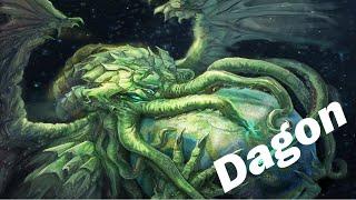 dagon by h p lovecraft