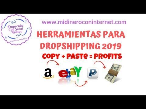 DROPSHIPPING PASO A PASO: HERRAMIENTAS PARA DROPSHIPPING thumbnail