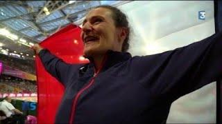Les grands moments des Mondiaux d'athlétisme de Londres