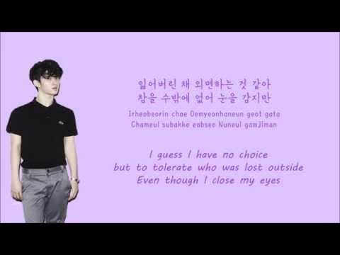 EXO KMAMA HanRomEng lyrics