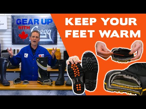 The 9 Layers In Baffin Boots And How They Keep YOU Warm! - Gear Up With Gregg's