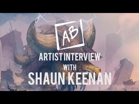 Artist Interview With Shaun Keenan