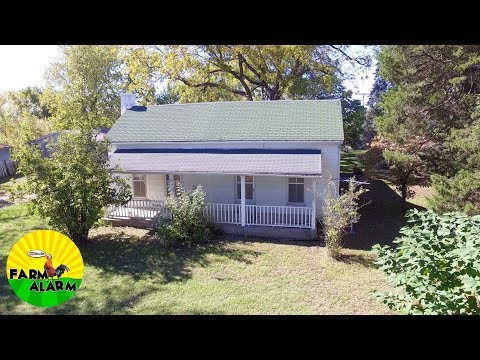 We bought a 150 year old Farm House lets tour it