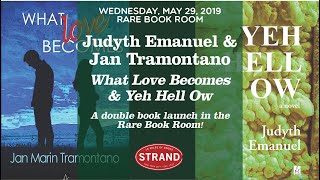 Launch at Strand Bookstore in NYC