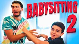 LE BABY SITTING #2 - FAHD EL