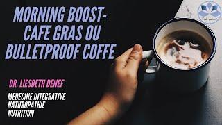 RECETTE KETO - BULLETPROOF COFFEE - Dr. Denef