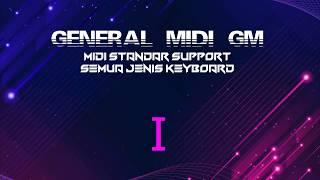 MIDI GRATIS 1.325 FILE LAGU POP INDONESIA