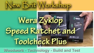 Wera Zyklop Speed Ratchet and Toolcheck-Plus(The Wera Zyklop Speed Ratchet is a very cleverly designed and versatile ratchet and is available in a number of configurations. The Toolcheck-Plus is the latest ..., 2014-10-26T08:10:27.000Z)