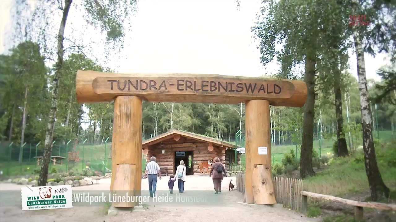 Wildpark Lüneburger Heide Karte.Wildpark Lüneburger Heide Tierpark Zoo