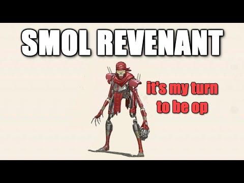 The SMOL REVENANT Trick is OP in Apex Legends