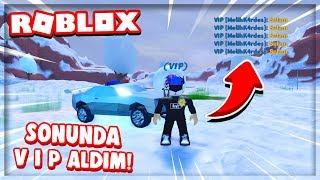 😱 JAILBREAK SONUNDA V I P GAMEPASS ALDIM !! 💰 / Roblox Jailbreak / Roblox T'rk'e