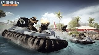 "Battlefield 4: Naval Strike | ""Vergessene Inseln - Trägerangriff"" Let's Play | DE"