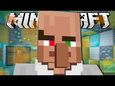 Minecraft   A FAKE TRAYAURUS EXPERIMENT?!   Custom Map