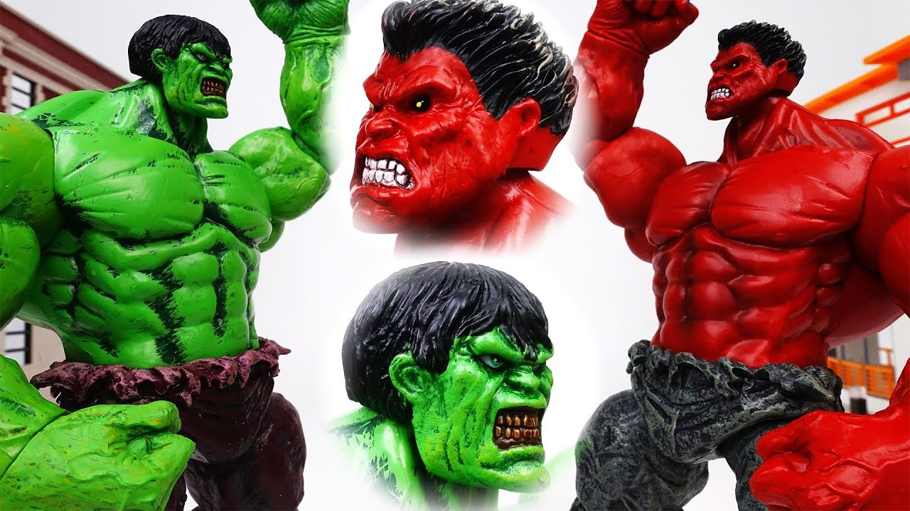 Scary red hulk escaped red hulk vs incredible hulk - Pictures of red hulk ...