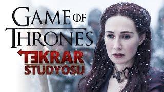 Game of Thrones 6. Sezon 2. Fragmanında Neler Görd