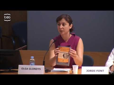 Walter Benjamin 2017: Olga Glondys (Universitat Autònoma de Barcelona)