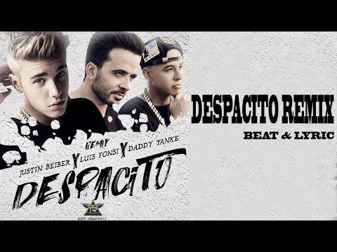 Despacito Remix Lyric - Luis Fonsi ft Daddy Yankee ft JustinBieber | Cover by Igor Barbosa