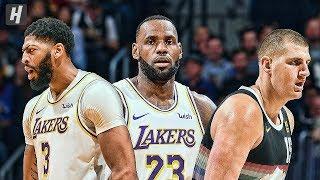 Los Angeles Lakers Vs Denver Nuggets   Full Game Highlights | December 3, 2019 | 2019 20 Nba Season