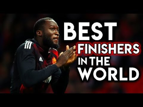 9 Best Finishers in the World - According to Football Manager 2018