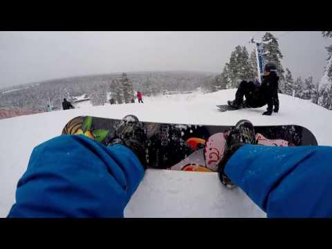 Пухтолова гора - горнолыжный курорт 13 ноября 2016
