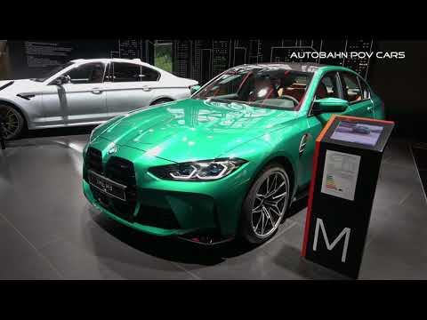 2021 BMW M3 and M4 Competition - 4K POV Exterior