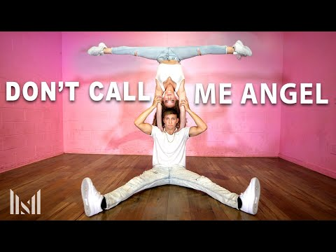 """""""Don't Call Me Angel"""" - Ariana Grande, Miley Cyrus, Lana Del Rey Dance Ft Sofie Dossi"""