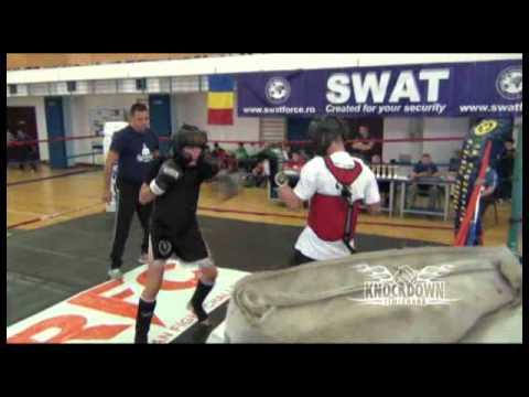 Club Knock Down Kickbox Timisoara Cupa Romaniei Kickboxing K1
