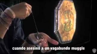 Harry potter y las reliquias de la muerte horrocrux