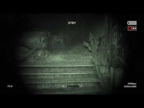 Outlast 2: Turn on the Generator for the Elevator - Marta Chase Sequence