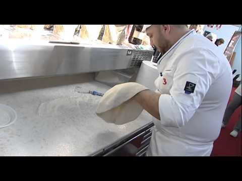 Master Pizza Chef - Carrara 2015 | Concorrente n. 3 Danilo Caporuscio