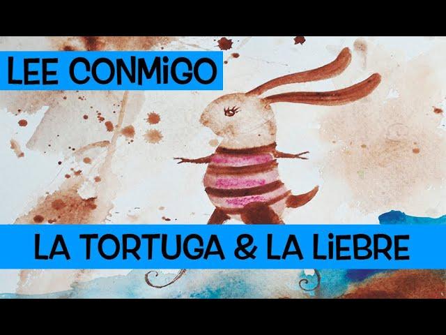 LEE CONMIGO - La Tortuga y La Liebre | Musical Fairytales