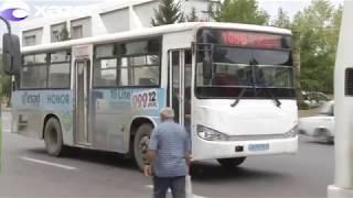 Bakıda 108 saylı sərnişin avtobuslarının oturacaqları çıxarılıb