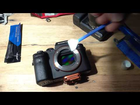 VSGO sensor cleaning how-to for your full frame or aps-c camera
