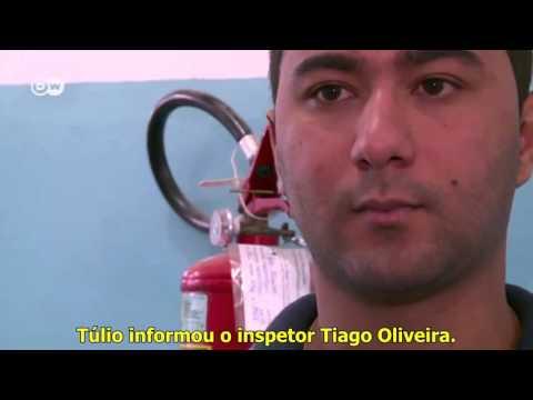 Prison Reform Brazil behind Bars   Journal Reporters Português