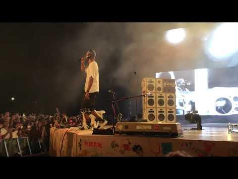 Frank Ocean - Chanel LIVE (2017)