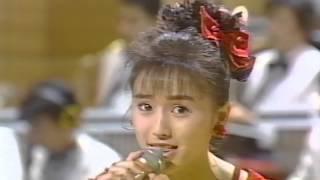 酒井法子 HAPPY AGAIN 1988-10-10