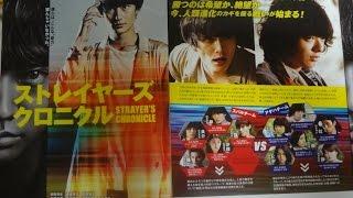 ストレイヤーズ・クロニクル A 2015 映画チラシ 2015年6月公開 【映画鑑...