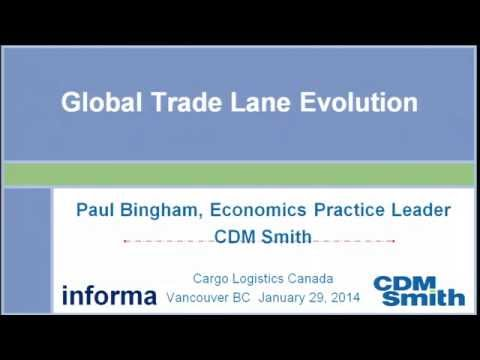 Supply Chain Economics: Effects on Your World - Paul Bingham