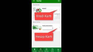 Garanti Kart Şifresi Alma-değiştirme  Mobil-cep
