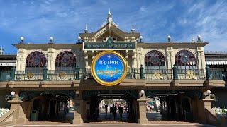 Disneyland Paris Reopening Annual Passholders Day 13 July 2020
