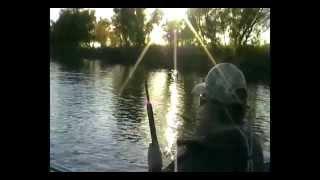 Рыбалка на Волге. Ступино. Осень. 2014. Часть 2