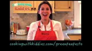CWK Episode 3: Green Pea Pesto